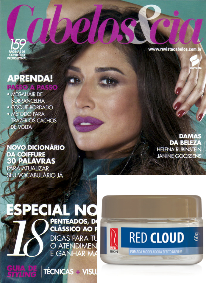 Revista Shape - Setembro/2015 - Red Cloud