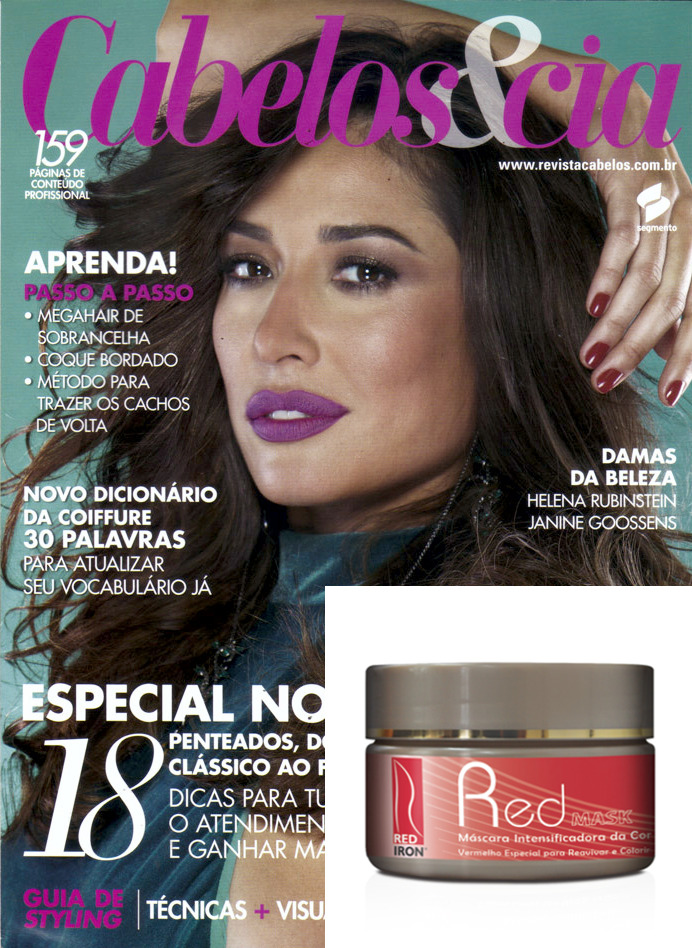 Revista Shape - Setembro/2015 - Red Mask